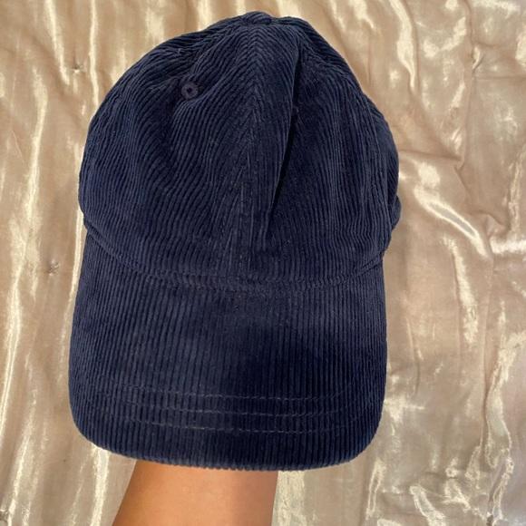 J. Crew corduroy baseball hat
